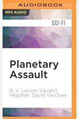 Planetary Assault MP3 CD