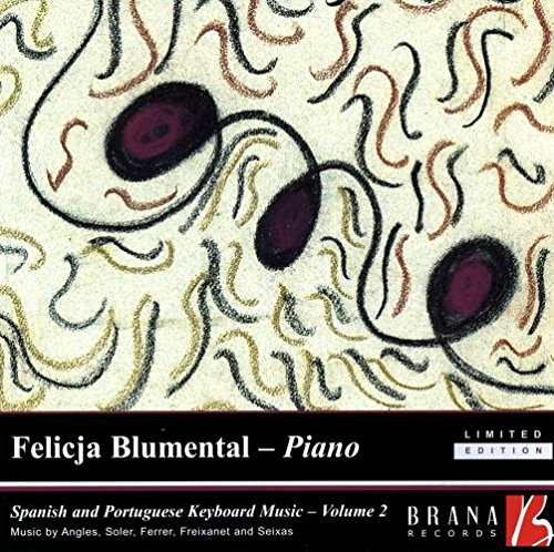 (Spanish and Portuguese Keyboard Music - Volume 2)
