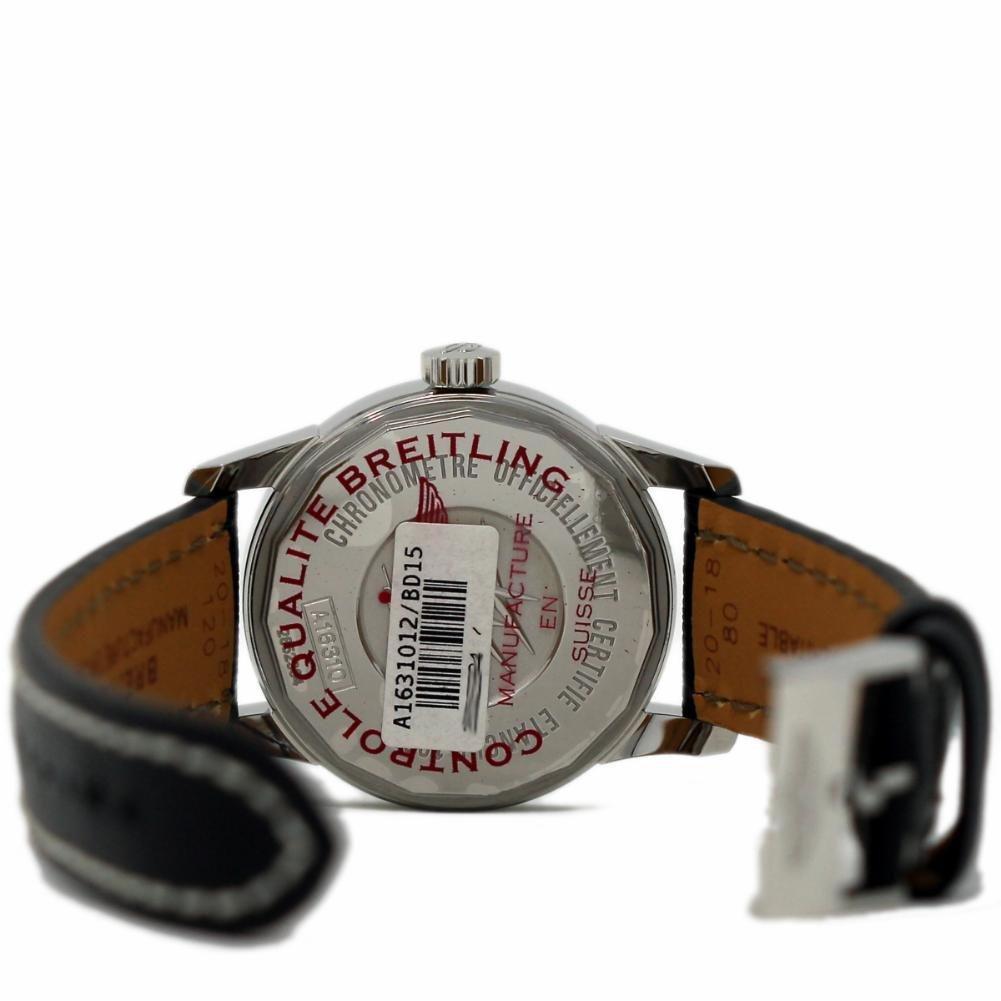 Amazon.com: Breitling Transocean automático suizo reloj para ...