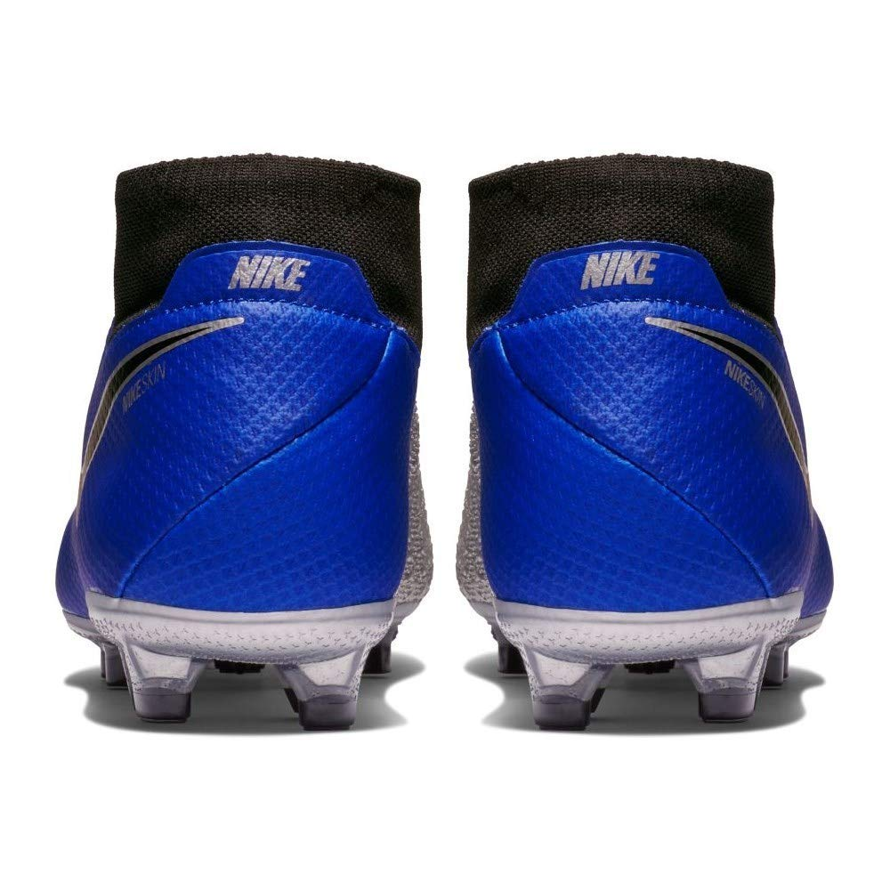 Amazon.com  Nike Phantom Vision Pro Dynamic Fit FG Soccer Cleats(Blue Silver 569554a9f