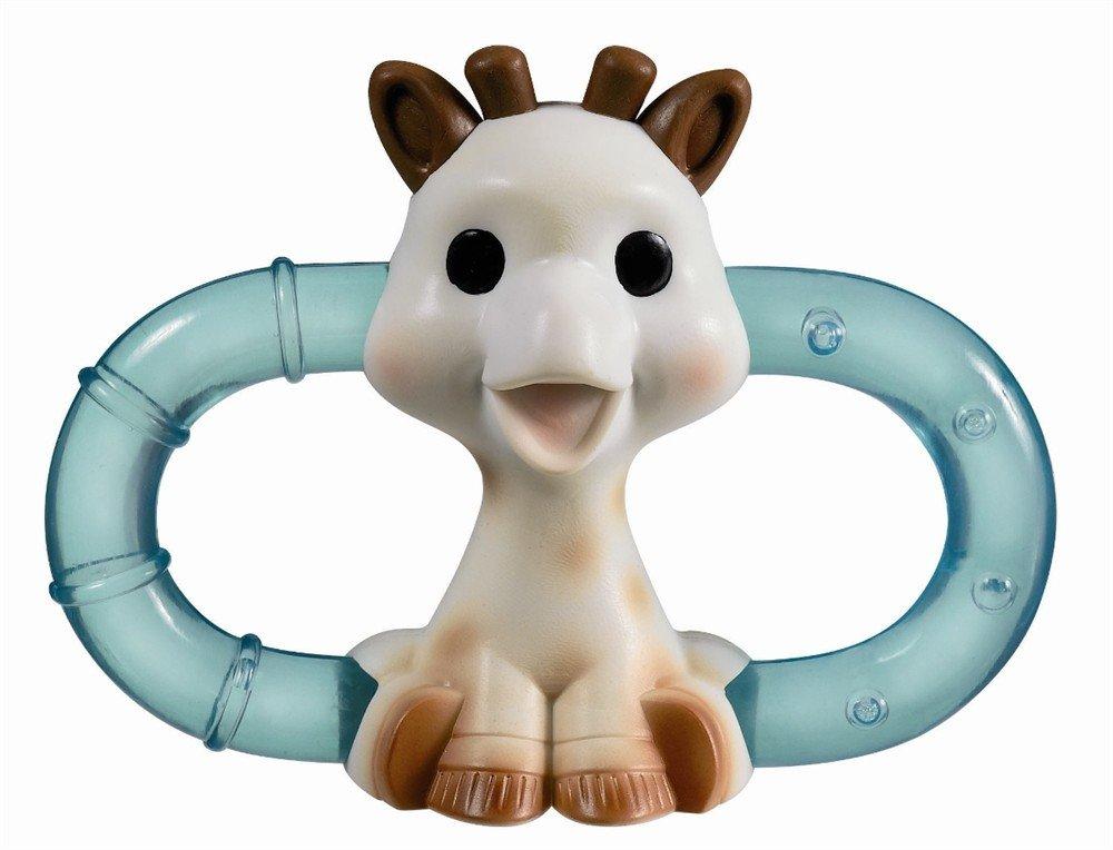 Vulli - Fresh Touch - Sophie la Girafe - Double Anneaux de Dentition - Polaire 200315