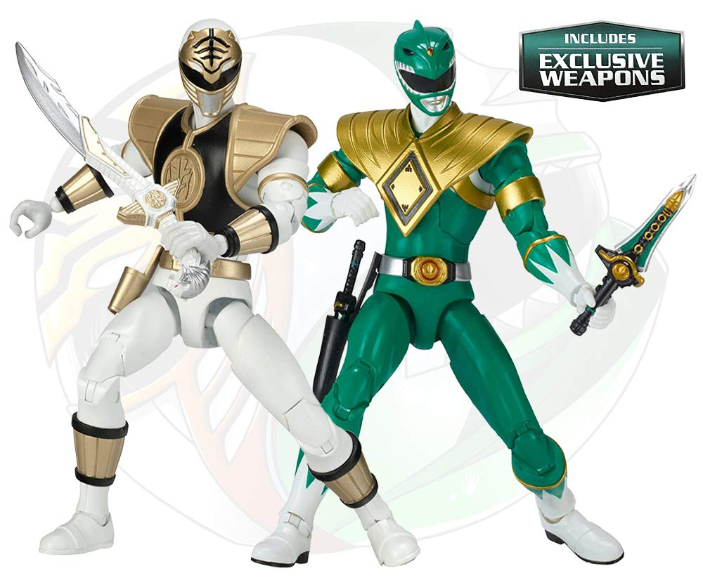 Power Rangers  Legacy Collection White Ranger Tommy