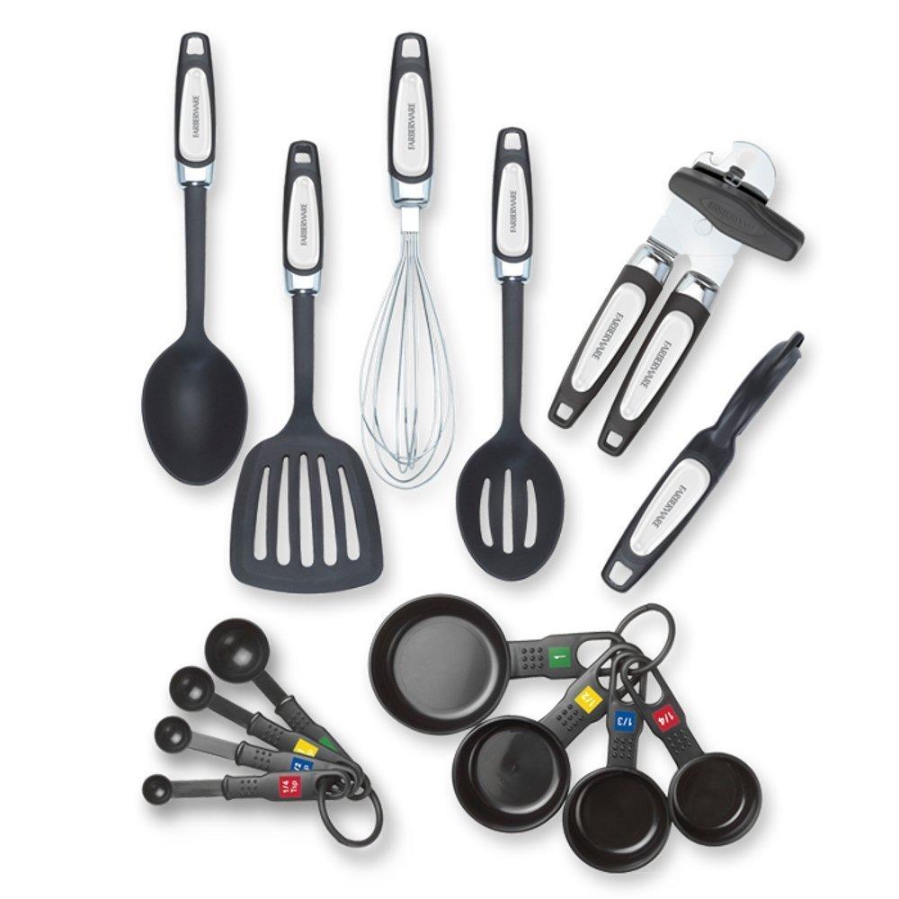 Amazoncom Farberware 14 Piece Professional Kitchen Tool Gadget