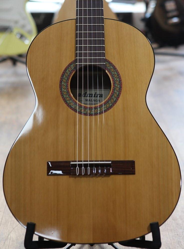 Admira - Guitarra Malaga Electrificada: Amazon.es: Instrumentos ...