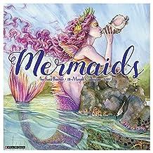Mermaids 2019 Wall Calendar