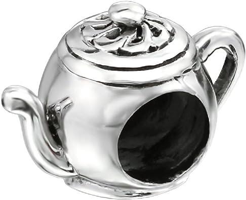 pandora charm teiera
