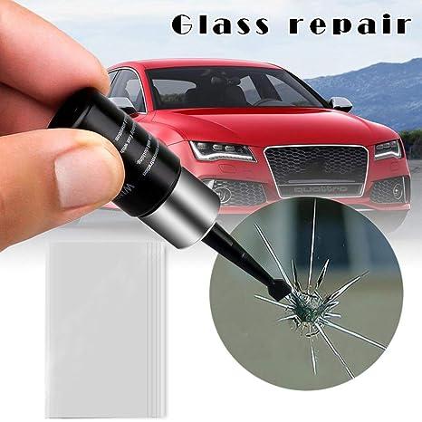 Amazon Com Car Windshield Window Glass Repair Kit Auto