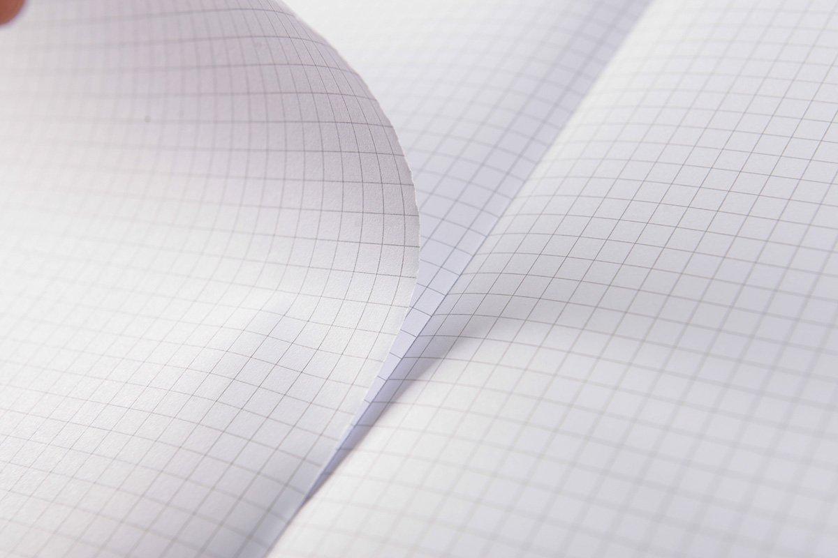 Pukka Pad Bloc de feuilles lign/ées 80/g//m/² 160/pages Format/A4