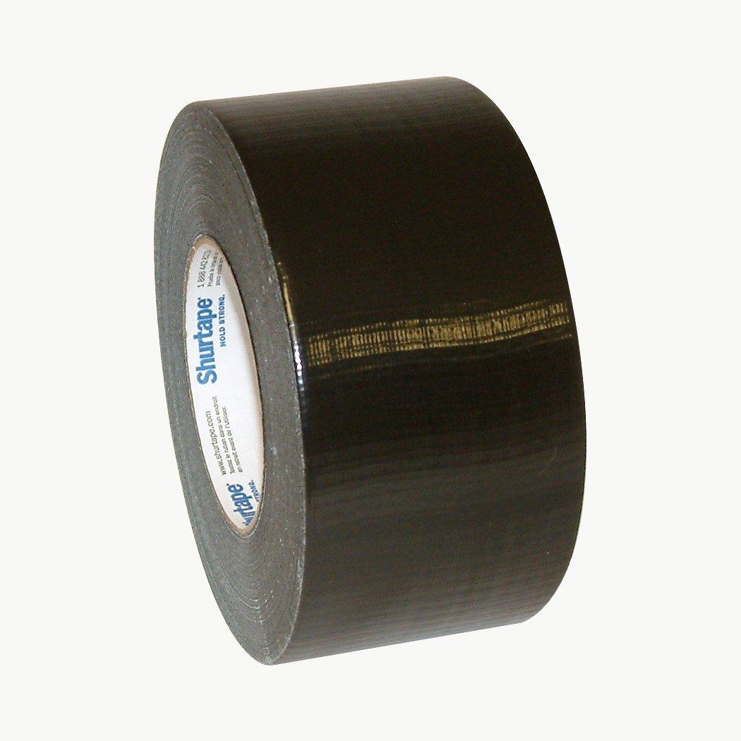 Shurtape PC-618 Industrial Grade Duct Tape: 3 in. x 60 yds. (Black)