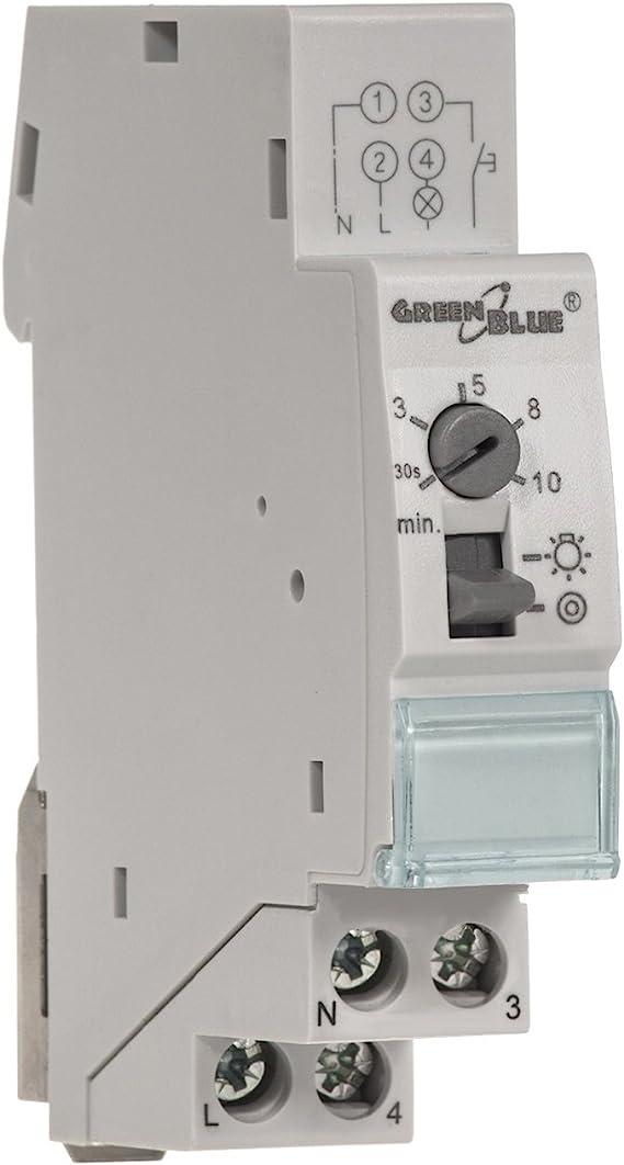 GreenBlue GB114 - Minutero de Escalera: Amazon.es: Hogar