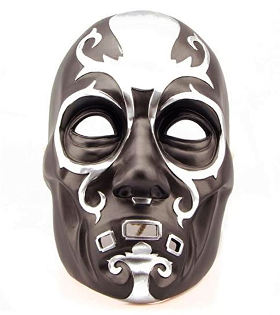 Gmasking Resin Harry Potter Death Eater Mask Replica: Amazon.co.uk: Kitchen & Home