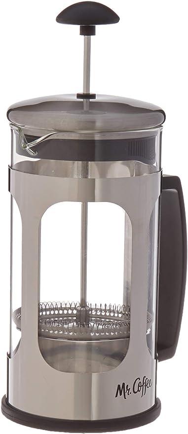 Amazon Com Mr Coffee 1 2 Qt Coffee Press Should Be Mr Coffee French Press Coffee Maker French Presses Kitchen Dining