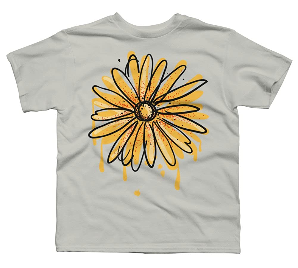 Flower Boys Youth Graphic T Shirt Design By Humans