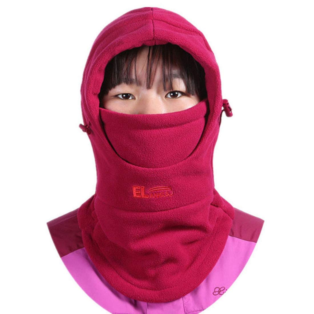 Xianheng Children Face Cover Hat Balaclava Mask Girls Boys Winter Warm #15 XHCCCP0249-8/XHCA