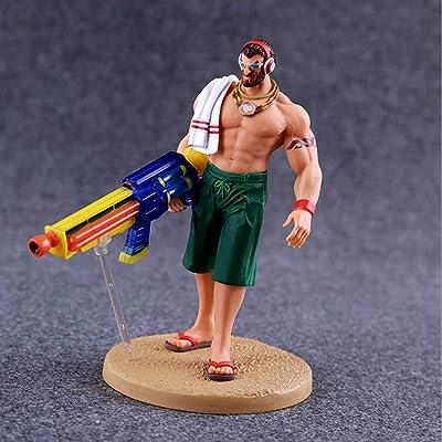 Toy JSSFQK Modelo de Juego, PVC, colección de Juguetes for niños, Estatua de Juguete Decorativa de Escritorio, Modelo de Juguete, Extravagante Loco Graves (18 cm): Hogar