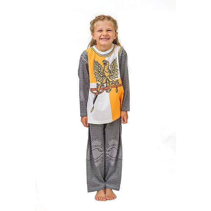 Pijama de Caballero de Normandía y Ropa Casera Divertida: Amazon ...