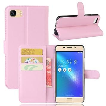 best loved dcca3 56599 Amazon.com: MYLB Asus Zenfone 3s Max ZC521TL Case, Litchi Skin PU ...