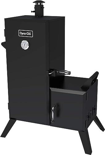 Dyna-Glo DGO1176BDC-D Vertical Offset Charcoal Smoker