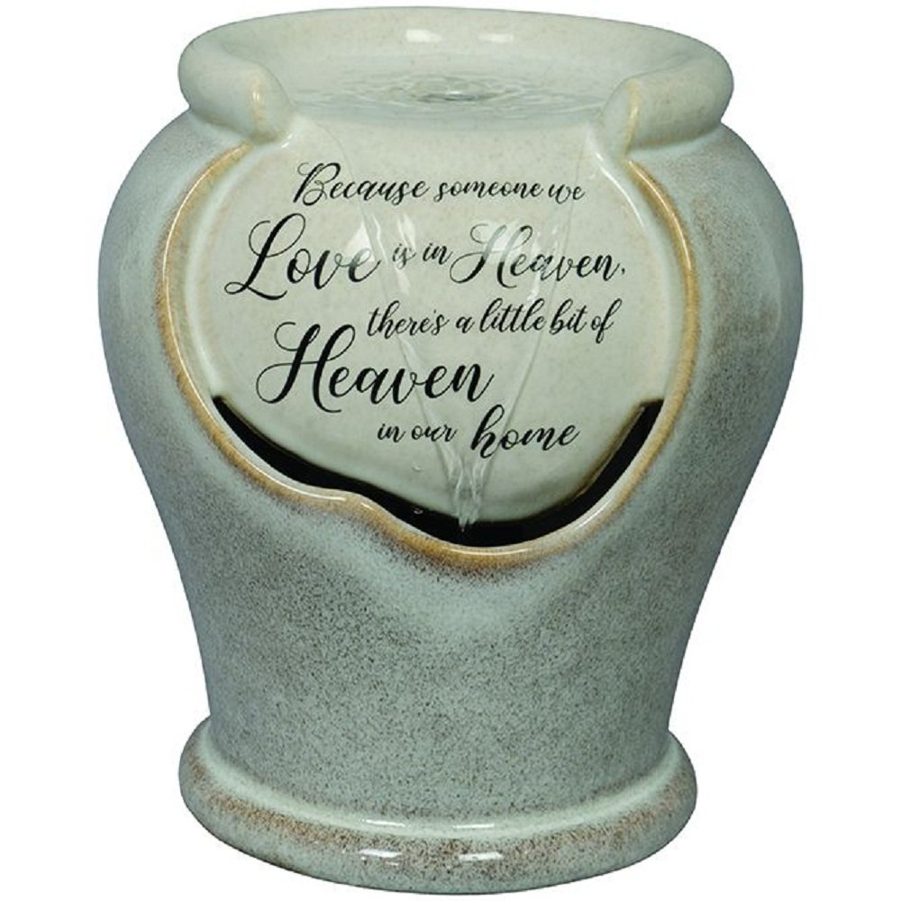 Carson Heaven or Home Memorial Fountain Home Decor by Carson (Image #1)