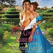 Earl's Complete Surrender: Secrets at Thorncliff Manor, Book 2 | Sophie Barnes