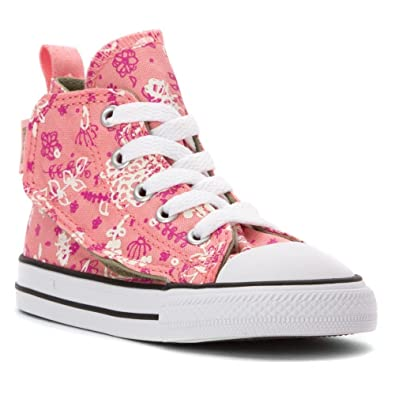 466c02ee5b00 Converse Kids Girls  Chuck Taylor All Star Simple Step (Infant Toddler)