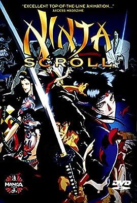 Amazon.com: Ninja Scroll POSTER Movie (27 x 40 Inches - 69cm ...