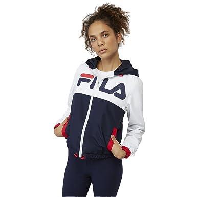 1d7c1cfba460 Fila Women s Selma Windbreaker Jacket