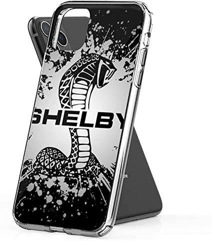 Turtleshel Coque pour iPhone Motif Ford Mustang Shelby, iPhone 11 ...