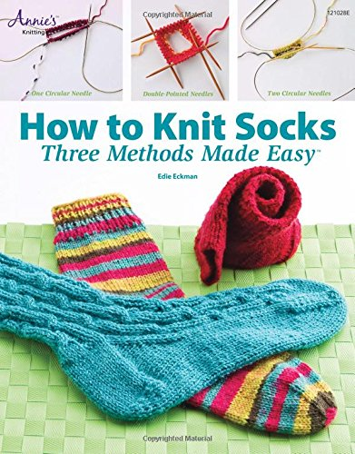 How Knit Socks Three Methods