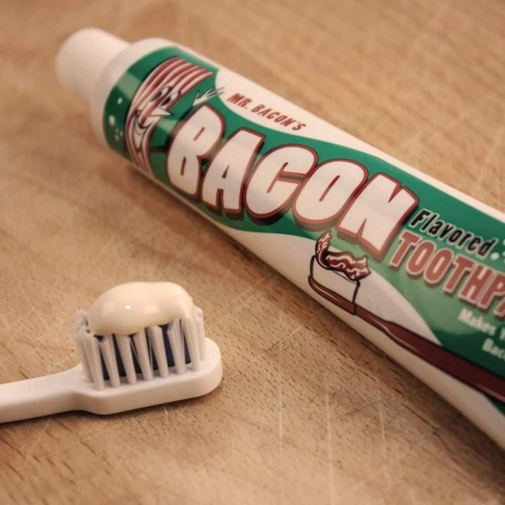 Accoutrements Mr. Bacon's 2.5 Oz Bacon Flavored Toothpaste