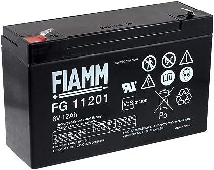 Batteria al piombo VRLA senza manutenzione Patona Premium AGM 1800 cicli