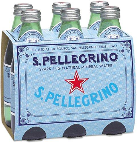 (SAN PELLEGRINO Sparkling Mineral Water 24Pk, 8.45 FZ)