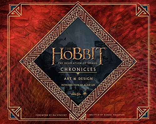 Download The Hobbit: The Desolation of Smaug Chronicles: Art & Design pdf