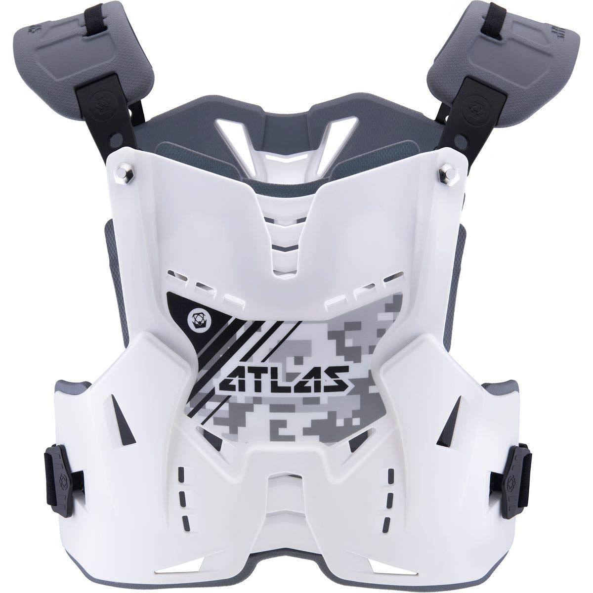 Atlas Youth Defender Chest Protector (Arctic) by Atlas