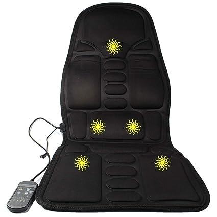 Cojín Masajeador Silla de masaje Shiatsu, masajeador de ...