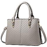 TcIFE Satchel Purses and Handbags for Women Shoulder Tote Bags