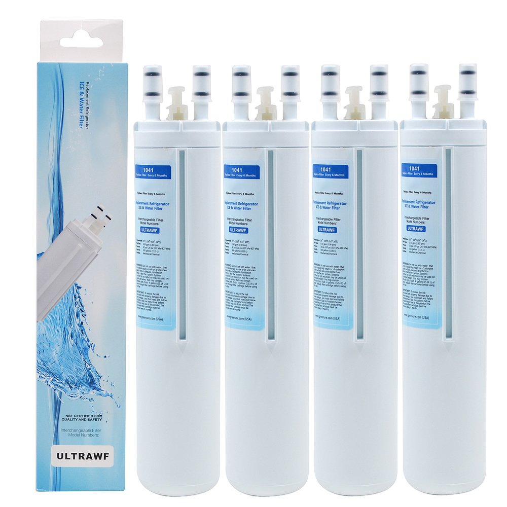 4 PACK For Frigidaire PureSource Ultra Refrigerator Water Filter ULTRAWF 241791601 USA by FG