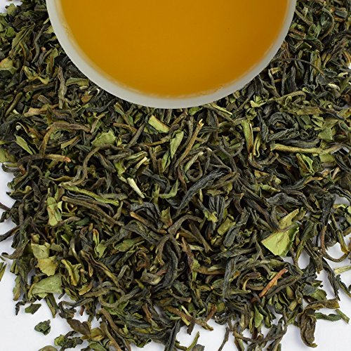 2018 First Flush Darjeeling Tea 100gm (3.52oz) Premium, Organic Loose Leaf Black Tea of Spring | Darjeeling Tea Boutique