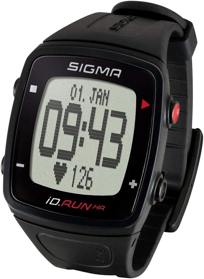 Sigma - Reloj PULSOMETRO ID.Run HR Negro Hombre