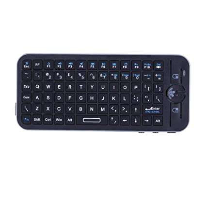 iPazzPort Air Mouse Remote Control 2 4 GHz Wireless Mini Keyboard for  Android TV Box, Raspberry Pi, PC, Laptop and Smart TV Support Voice Output