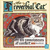 img - for Proverbial Cat 2016 Wall Calendar book / textbook / text book