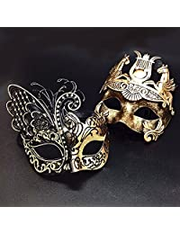 Venetian Couple Masks For Masquerade / Party / Ball Prom / Wedding