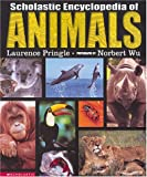 img - for Scholastic Encyclopedia Of Animals book / textbook / text book