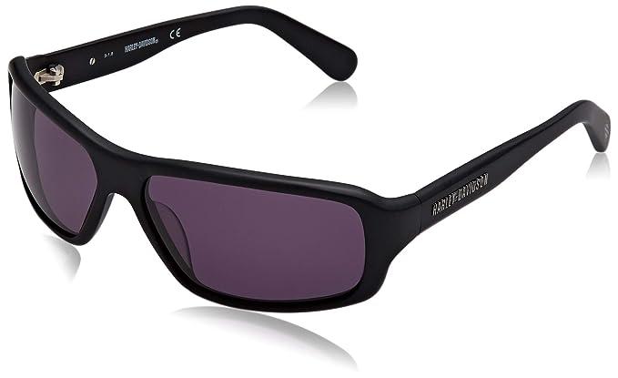 Harley-Davidson HD0921X Gafas de Sol, Negro (Matte Black ...