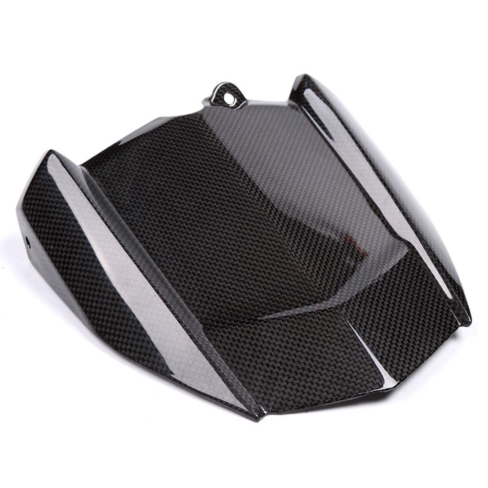QAZWSX Motorcycle Rear Mudguard Carbon Fiber Fender Splash Mud Guard For Yamaha MT-09 FZ-09 2014 2015 2016