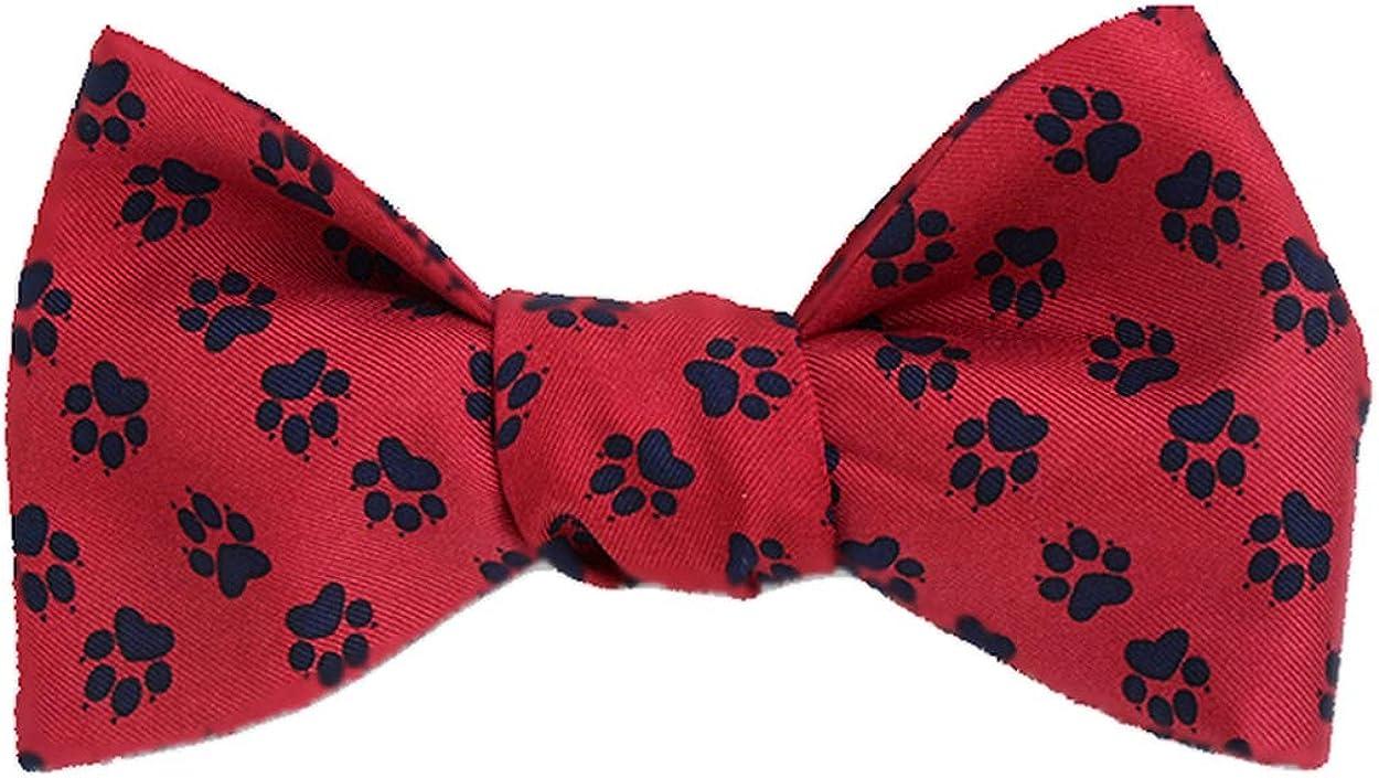 Man of Men Leopard Print Bowties Bow Ties