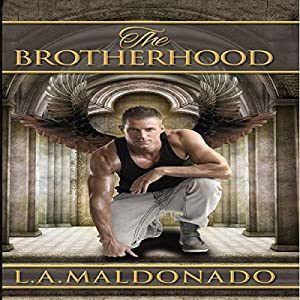 The Brotherhood: The Brotherhood Series, Book 1 Audiobook