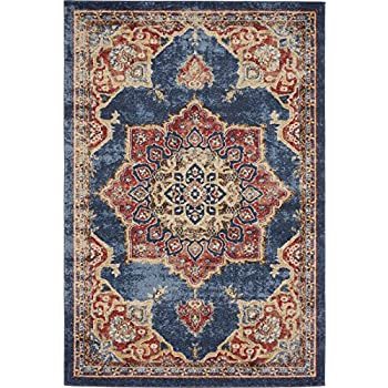 Amazon Com Traditional Persian Rugs Vintage Design
