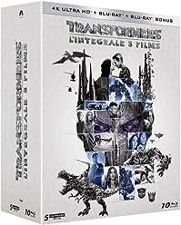 Transformers - L'intégrale 5 films [4K Ultra HD  Bonus]