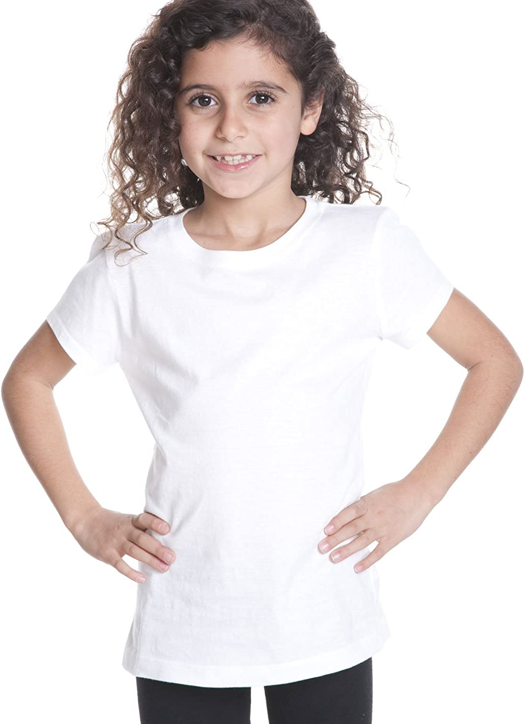 Next Level 3710 Youth Cotton Princess Tee